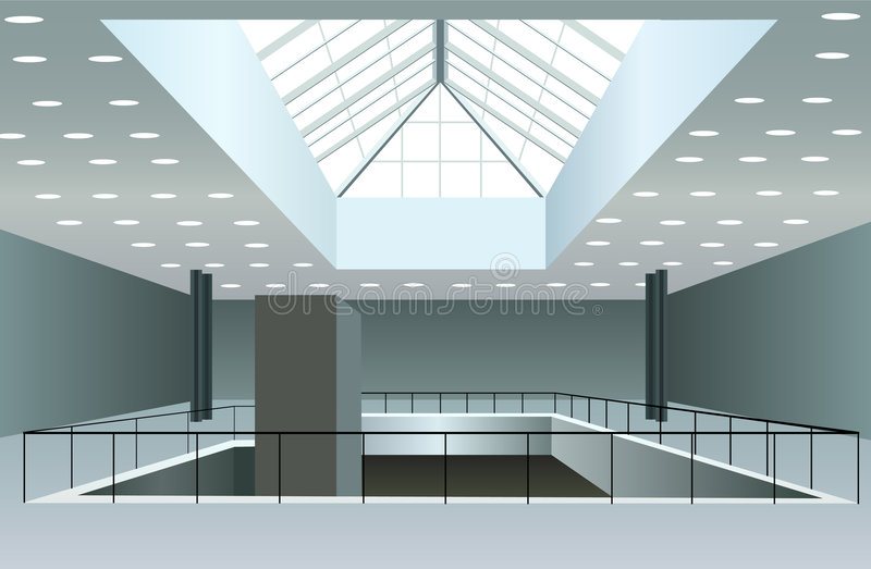 Business Interior Vector Stock Images