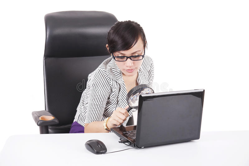 Download Business Investigation Royalty Free Stock Photos - Image: 22809938