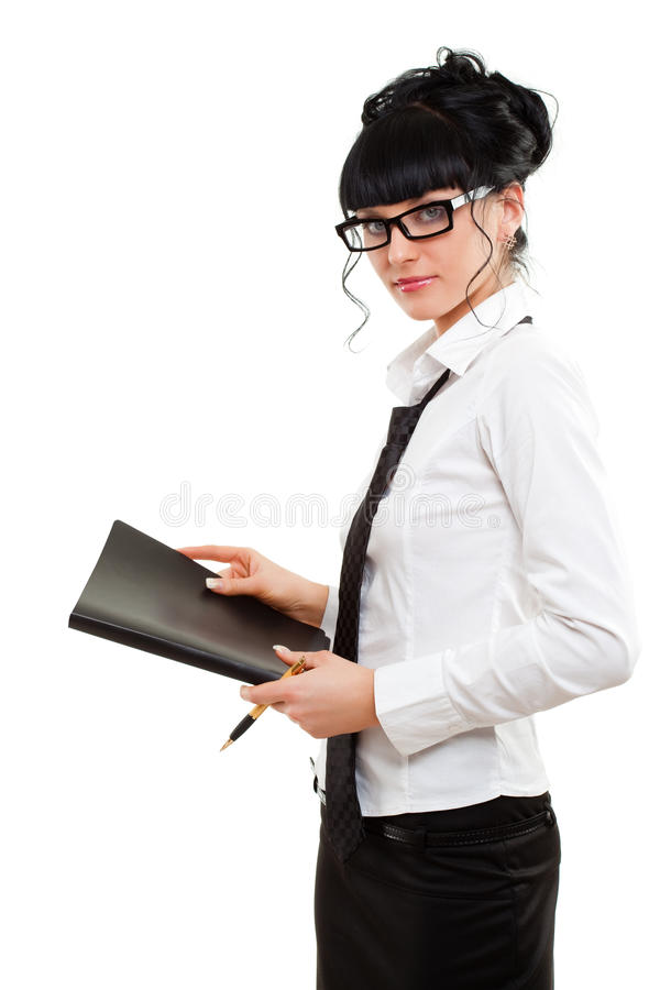 Free Business Lady Royalty Free Stock Images - 14025189