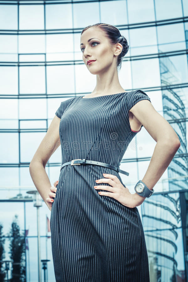 Download Business Lady stock photo. Image of fashion, strong, exchange - 28898010