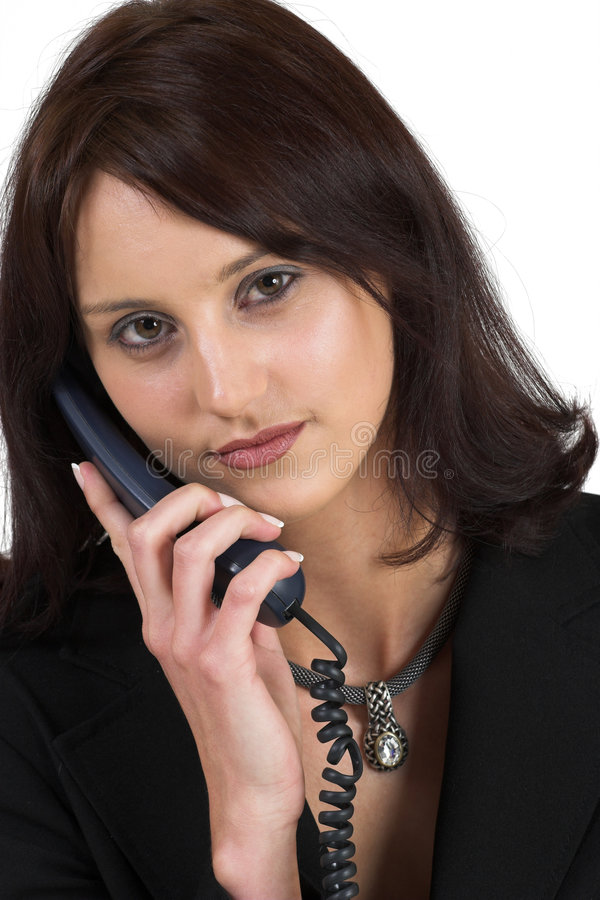 Business Lady #66 royalty free stock photography