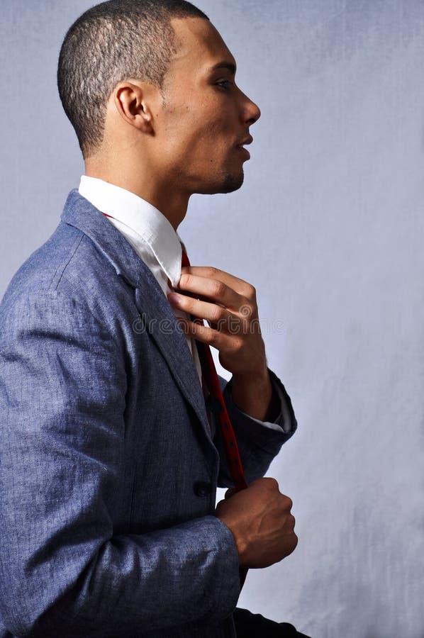 Business latin man stock images