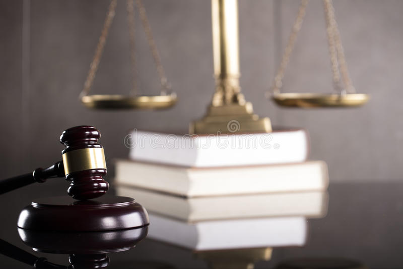 Business and law theme. Tax law. Modern law concept. Business and finance stock images