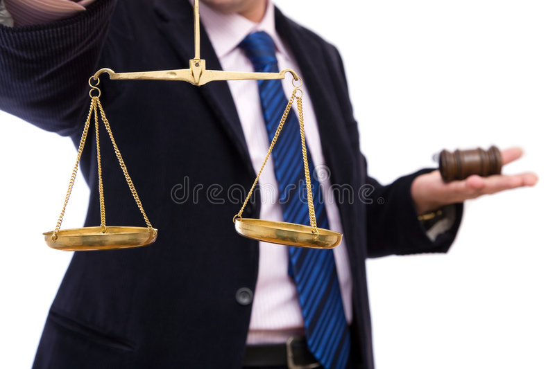 Business laws royalty free stock photos
