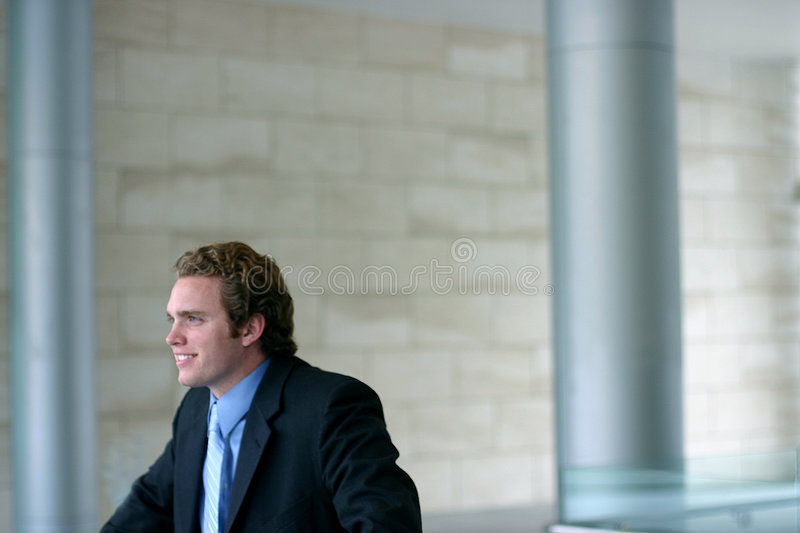 Business leader royalty free stock photo