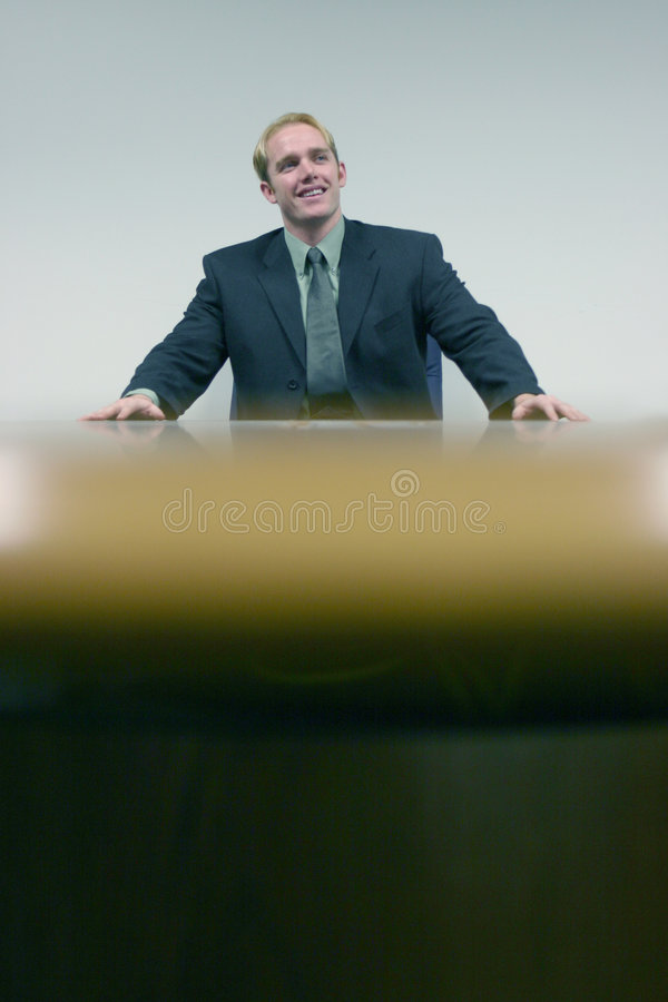 Free Business Leader 59 Royalty Free Stock Photography - 964927