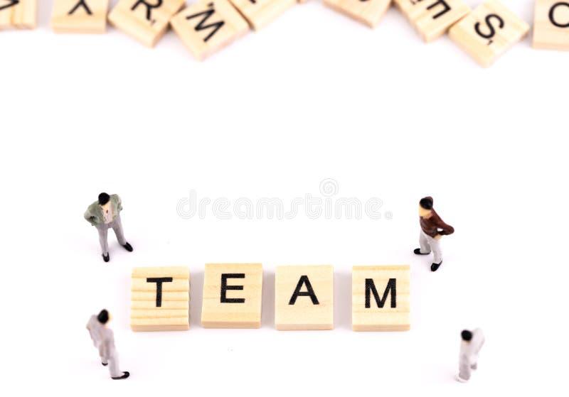 Business leadership, Teamwork power and confidence concept. Mini stock photos