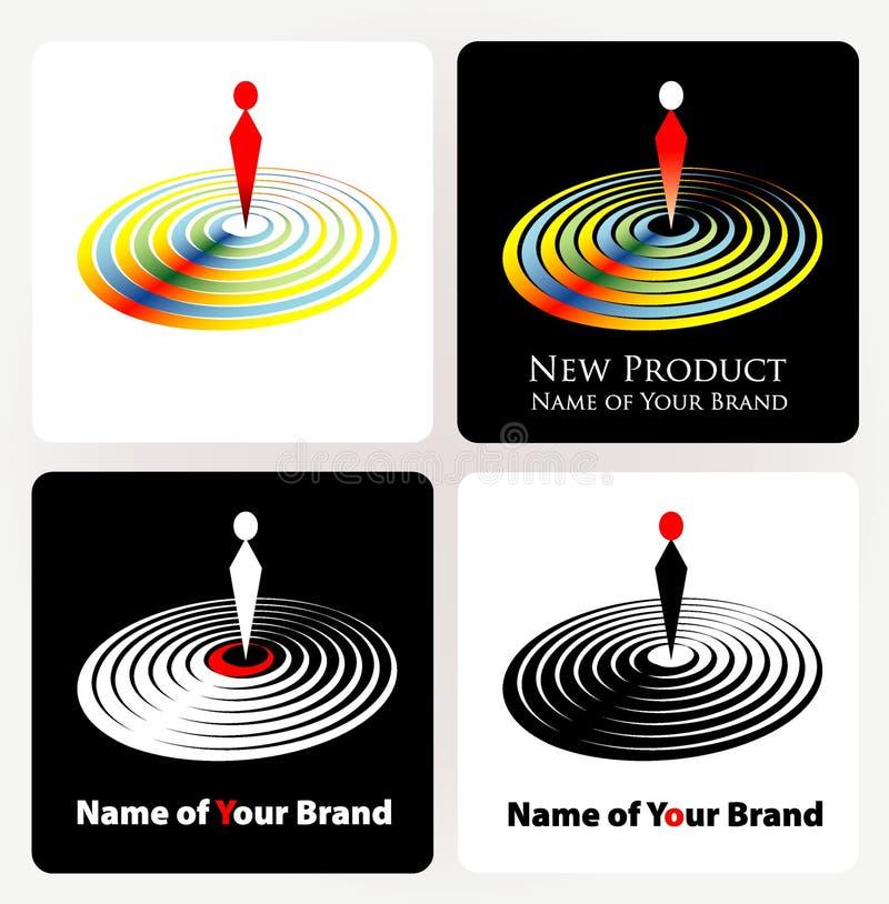 Business Logo Royalty Free Stock Photos