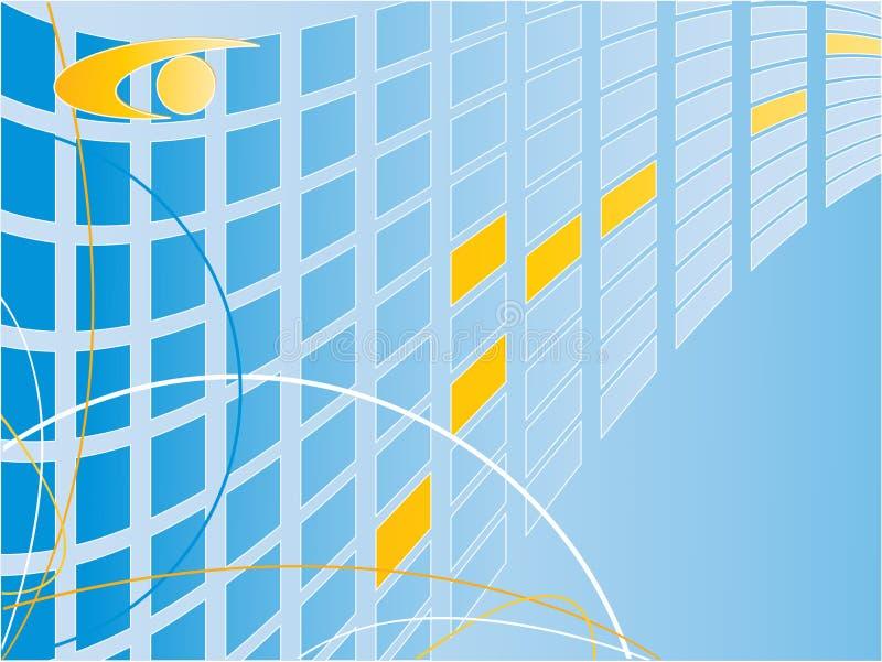 business logo template vector stock illustrationer