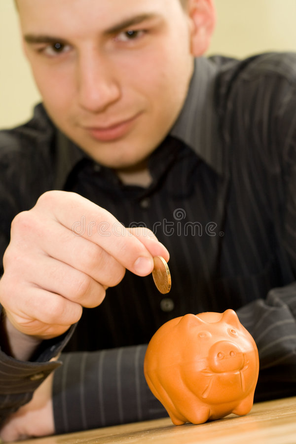 Download Business Man 1 Stock Photography - Image: 4309202