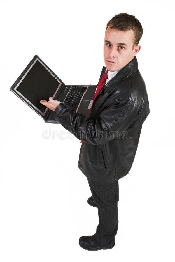Business man #17 stock images