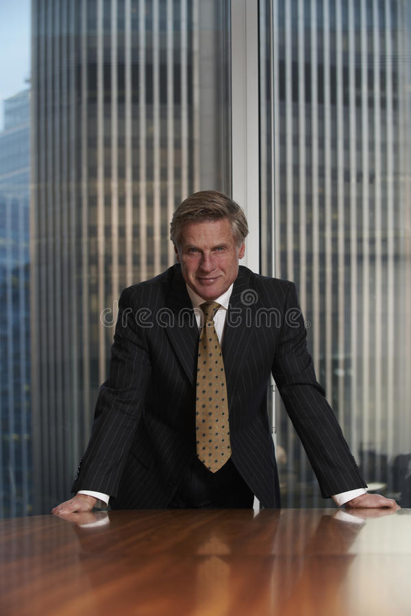 Free Business Man Royalty Free Stock Photography - 18591037