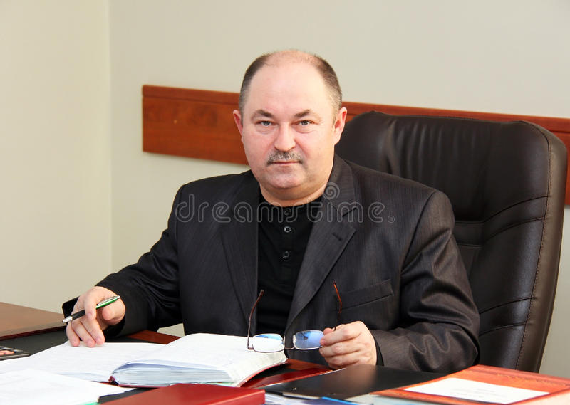 Download Business Man Stock Photo - Image: 18621670