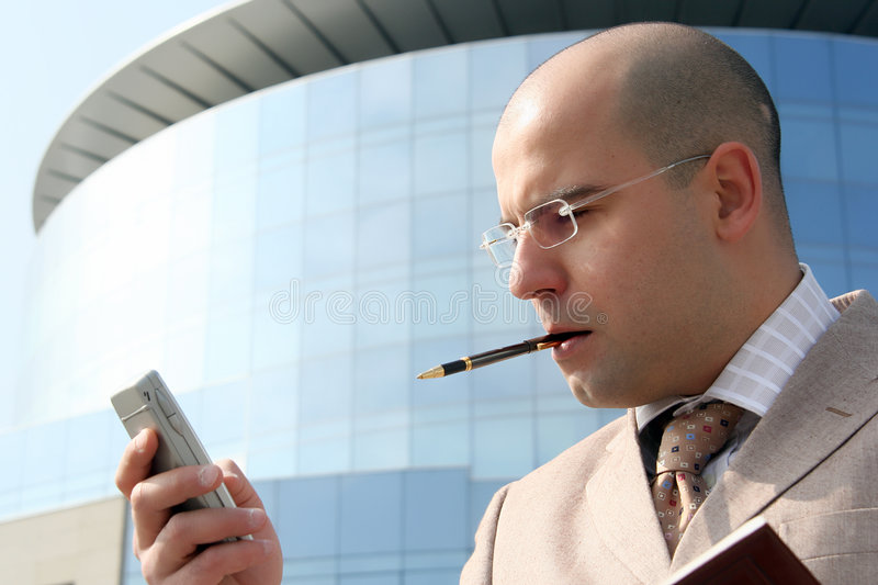 Download Business man stock photo. Image of formal, business, serious - 2128324