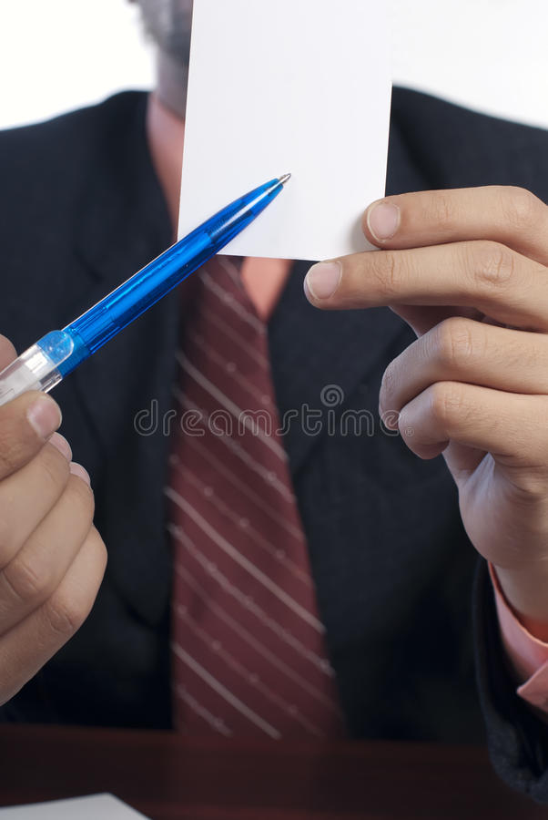 Download Business man stock image. Image of blank, closeup, clean - 24682743