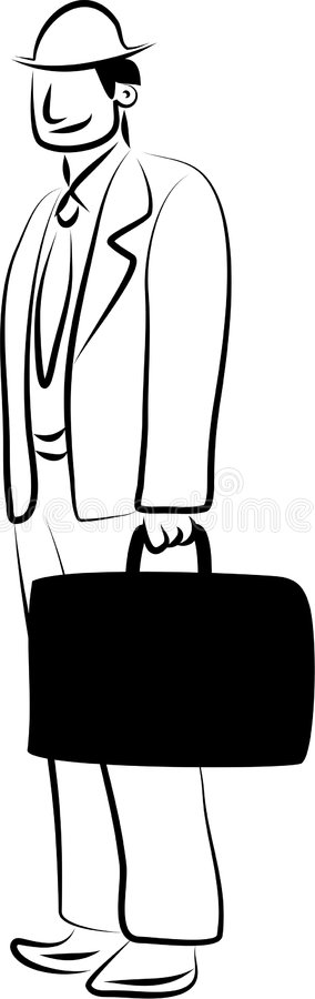 Download Business Man Royalty Free Stock Images - Image: 584829