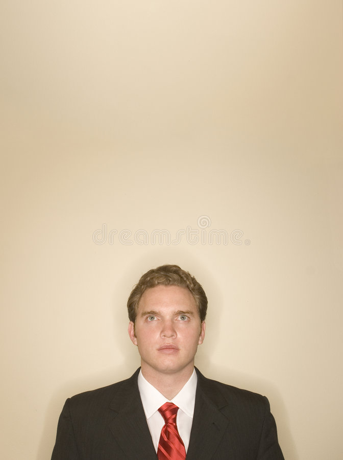 Business man 9 royalty free stock photo