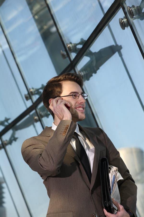 Free Business Man Stock Image - 9070201