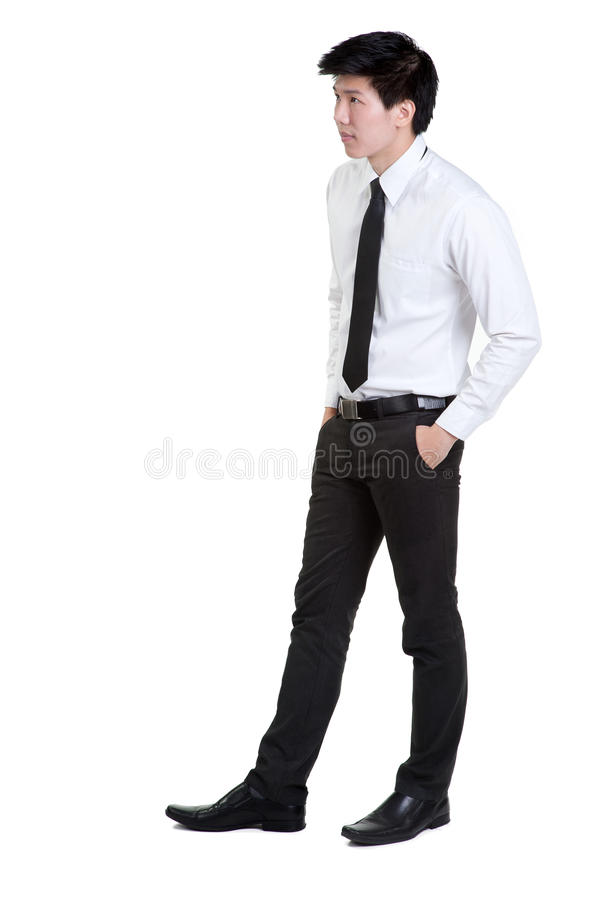 Download Business Man Attractive Smart Stock Photo - Image: 35738846