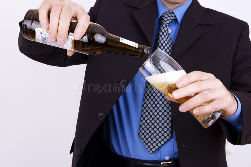 Business Man Enjoying Stock Images