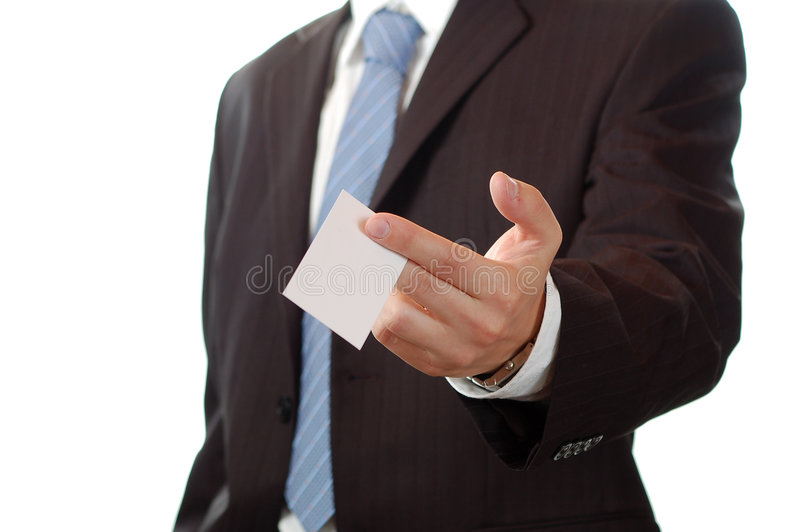 Business man giving a business card stock image image of final download business man giving a business card stock image image of final financial reheart Image collections