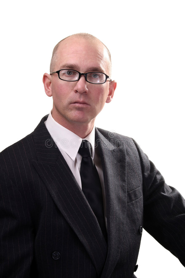 Download Business Man with glasses stock image. Image of cotton - 3871541