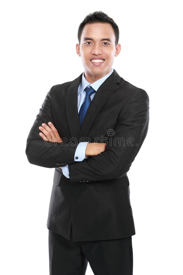Download Business Man Isolated On White Background Royalty Free Stock Photo - Image: 30829765