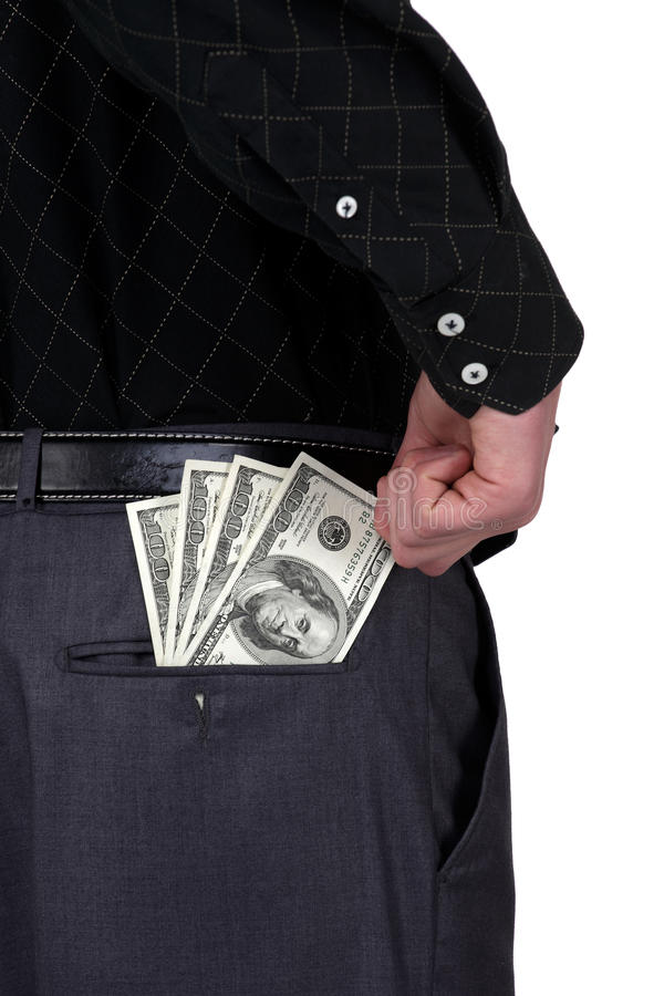 Download Business man and money stock photo. Image of work, formalwear - 23429834