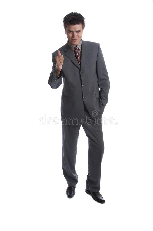 Business Man (the Series) Stock Photos