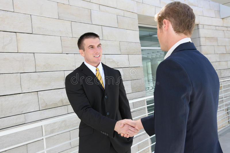 Business Man Team royalty free stock images