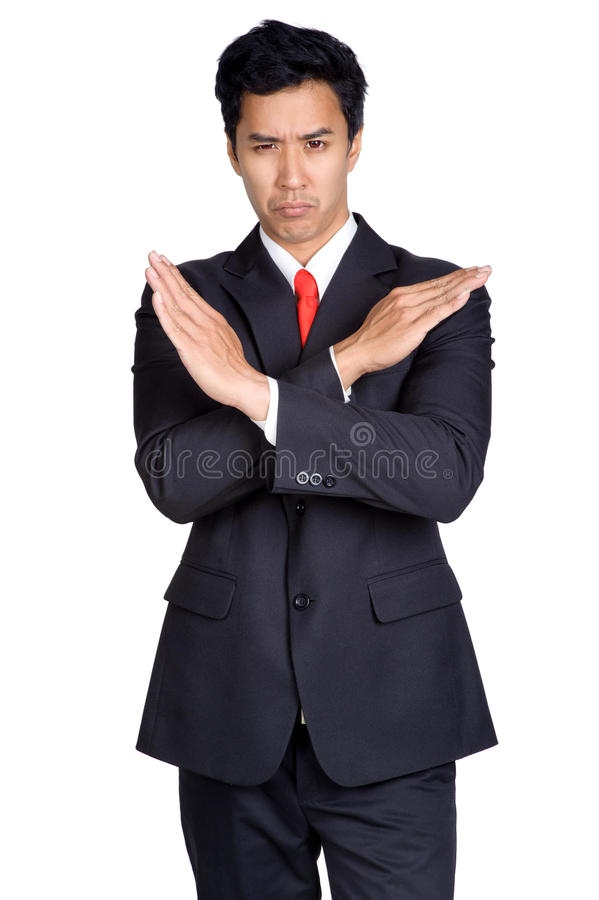 Download Business Man Wrong Be Misguided Suit Isolated Stock Photo - Image of happiness, manager: 35673758