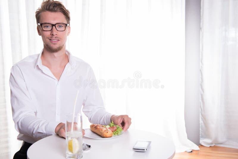 business man young στοκ εικόνα με δικαίωμα ελεύθερης χρήσης