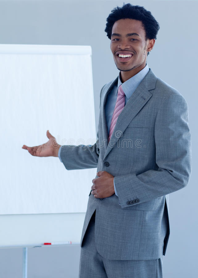 Download Business manager in office stock image. Image of happy - 11430597