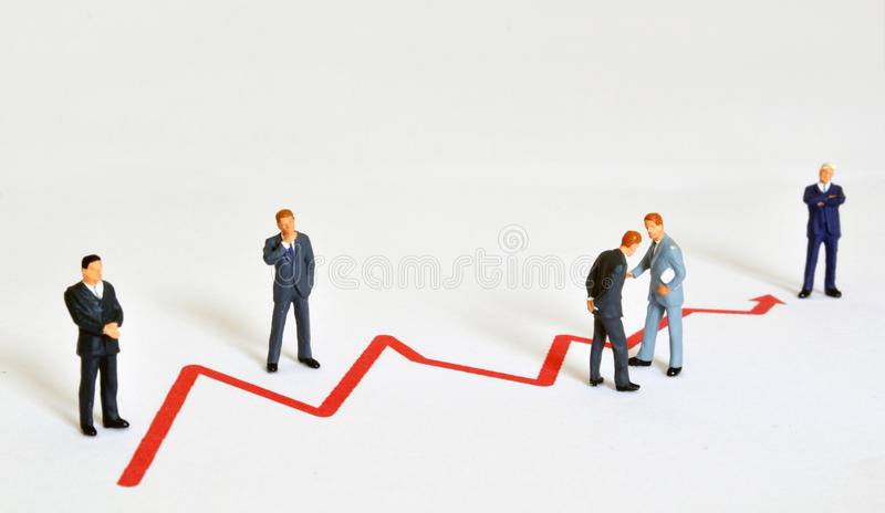 Download Business managers stock image. Image of black, economics - 13957117