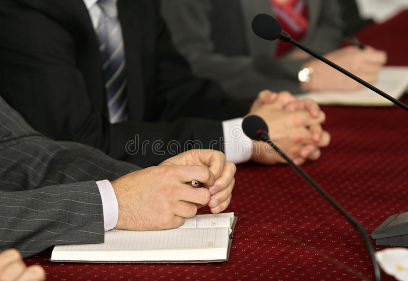 Business meeting 1 stock images