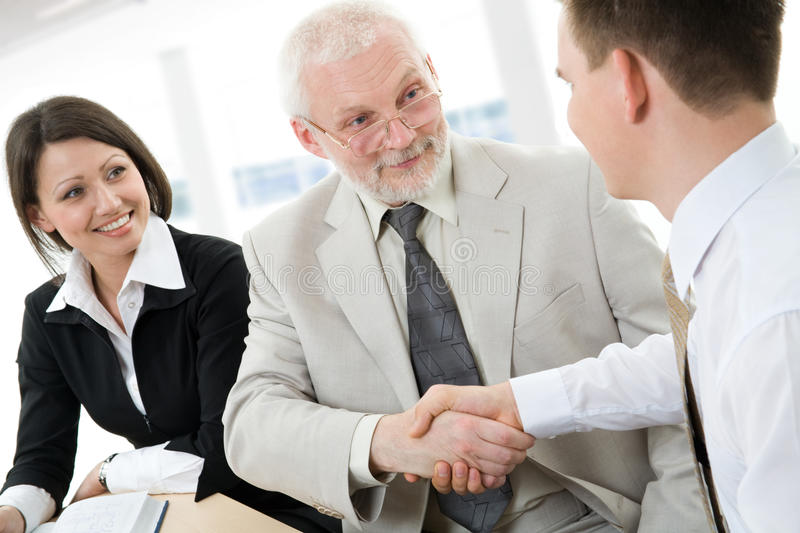 Download Business meeting stock photo. Image of occupation, business - 10266618