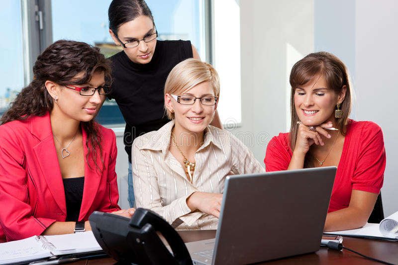 Download Business meeting stock photo. Image of businesswomen - 10879890