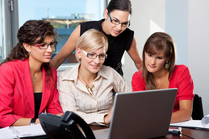 Download Business Meeting Royalty Free Stock Photography - Image: 11072967