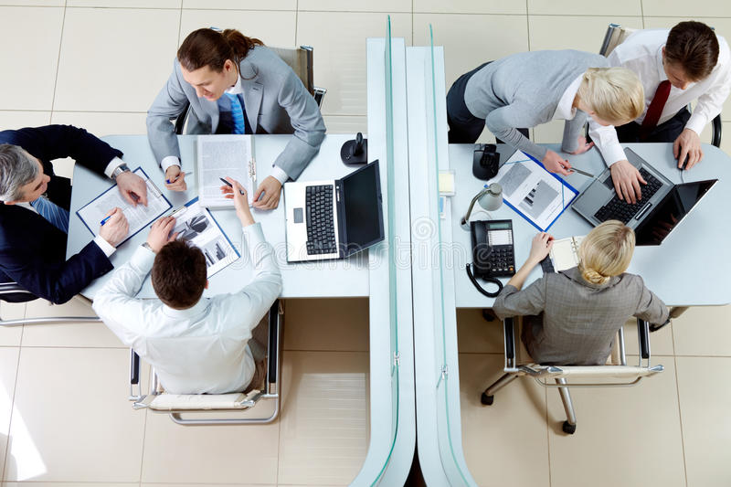 Download Business Meeting Stock Image - Image: 14473001