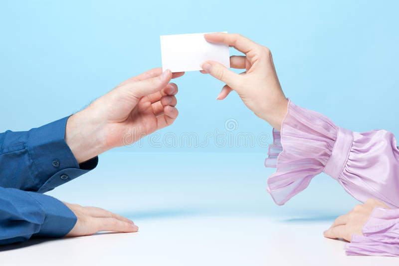 Download Business meeting stock photo. Image of blue, negotiation - 21279492