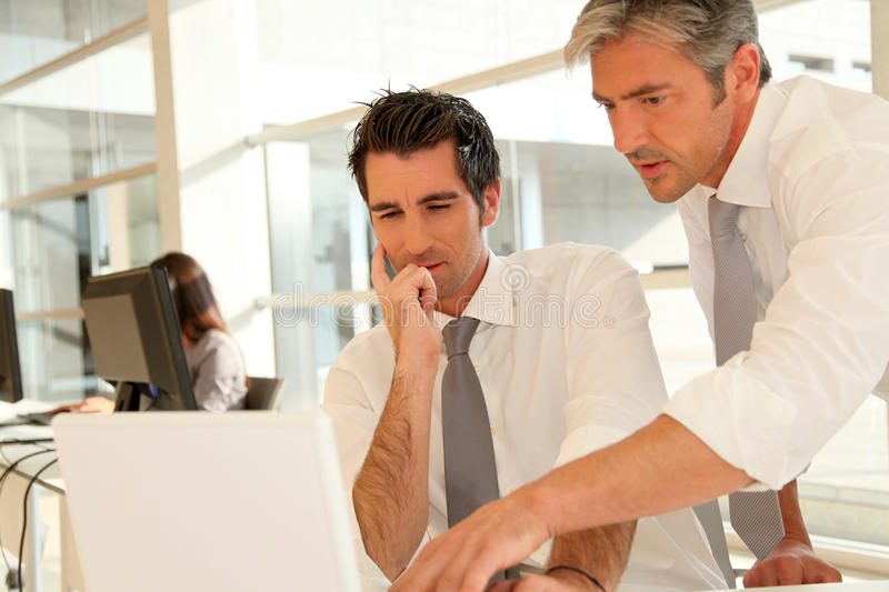 Download Business meeting stock photo. Image of workteam, partners - 21688762