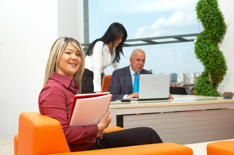 Download Business meeting stock photo. Image of meeting, communication - 2461812