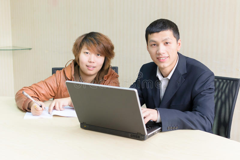 Download Business meeting stock photo. Image of young, work, professional - 24643256