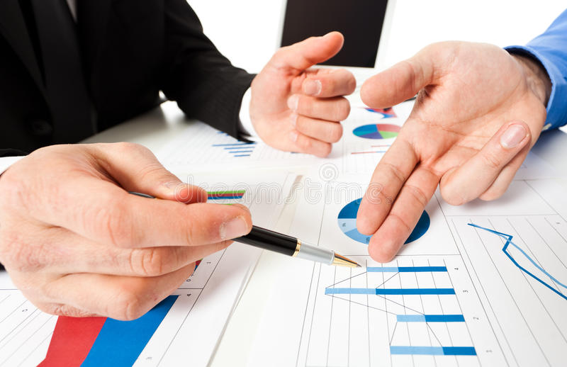 Download Business Meeting Royalty Free Stock Photography - Image: 28669597
