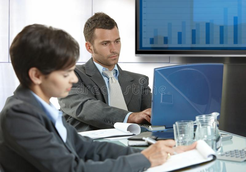 Download Business meeting stock image. Image of course, 25, european - 37715159