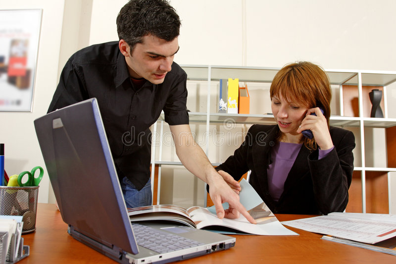 Download Business Meeting Stock Image - Image: 702281