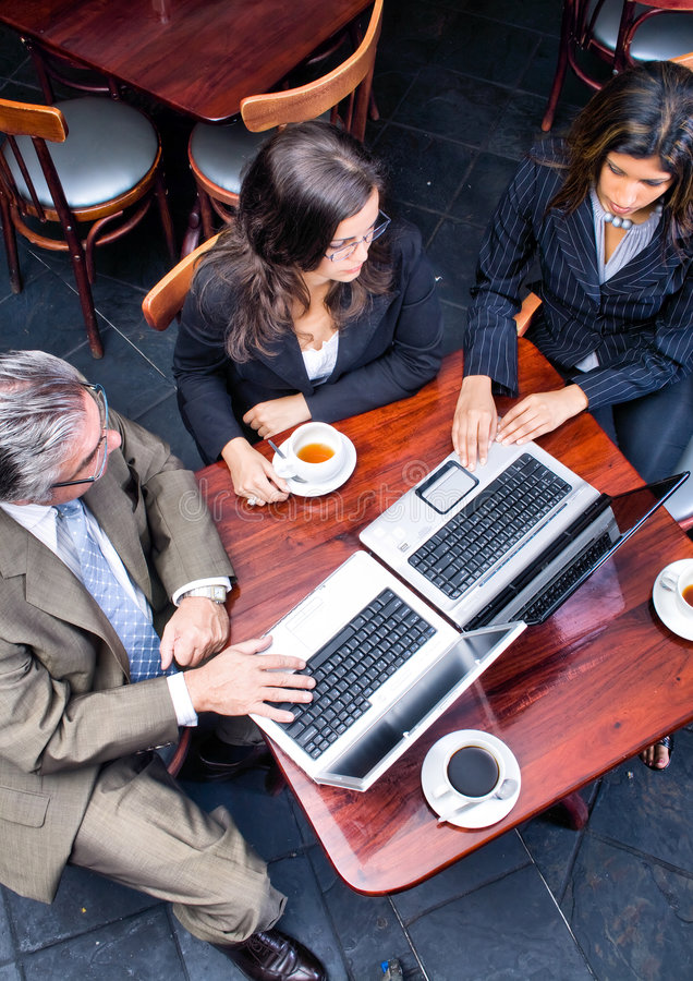 Download Business Meeting Stock Image - Image: 7580751
