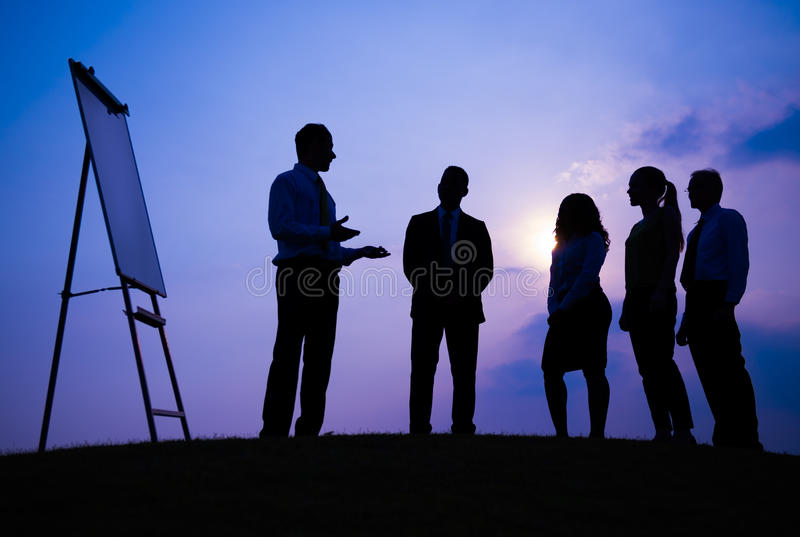 Business Meeting Advice Professional Concept stock photos