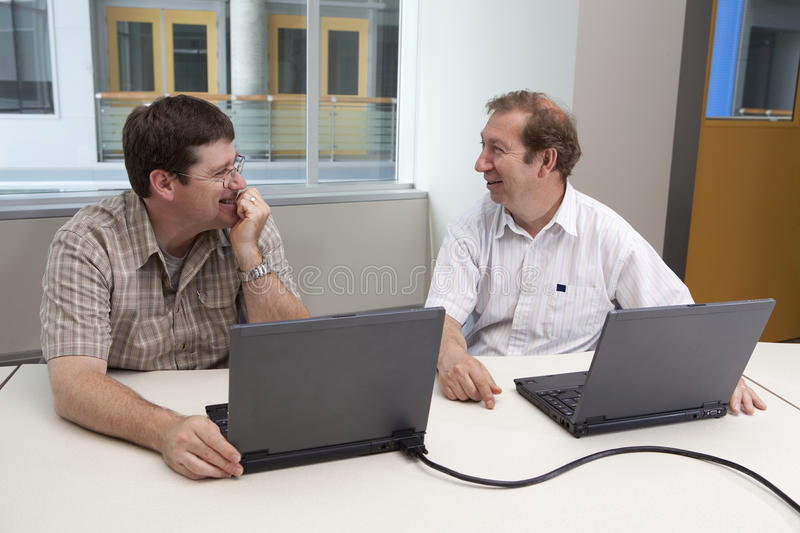 Business meeting colleagues royalty free stock photo