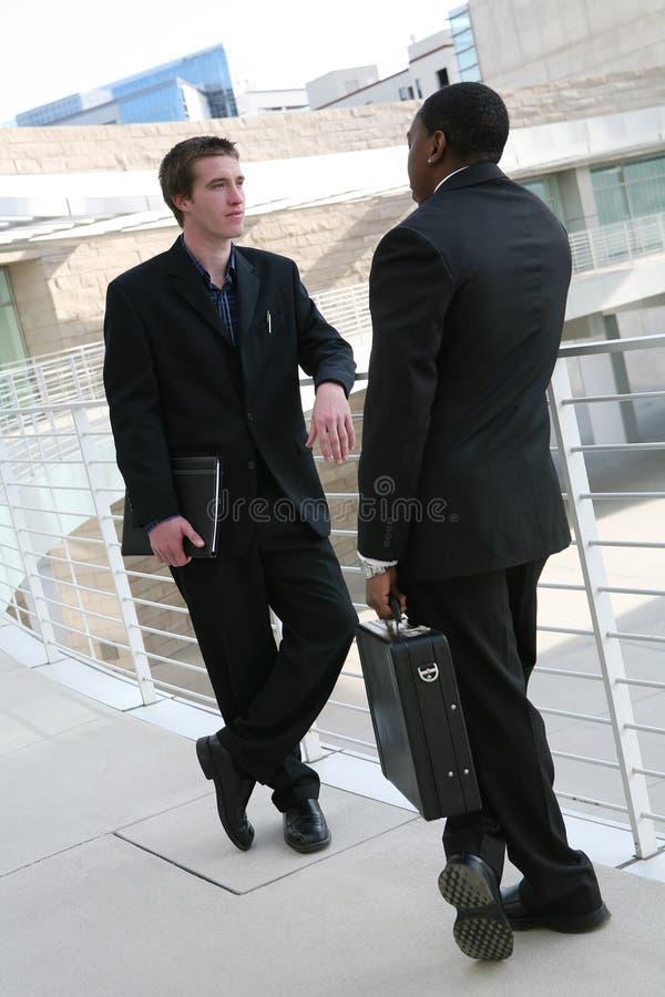Business Men royalty free stock image